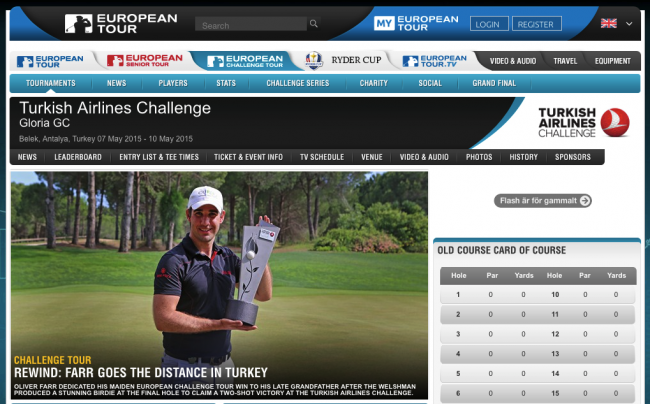 Bild Turkish Airlines Challenge