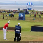 Scottish open, Photo LG Aasa