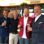 Johan Edfors, Michael Skager, Sebastian, Mats Sterner
